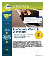 2013 Q4 SLRMA Newsletter - The Whole World is Watching, Social Media Part II