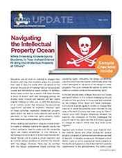 2016 Q2 SLRMA Newsletter - Navigating the Intellectual Property Ocean, While Providing Knowledge to Students, Is Your School District Pirating the Intellectual Property of Others?